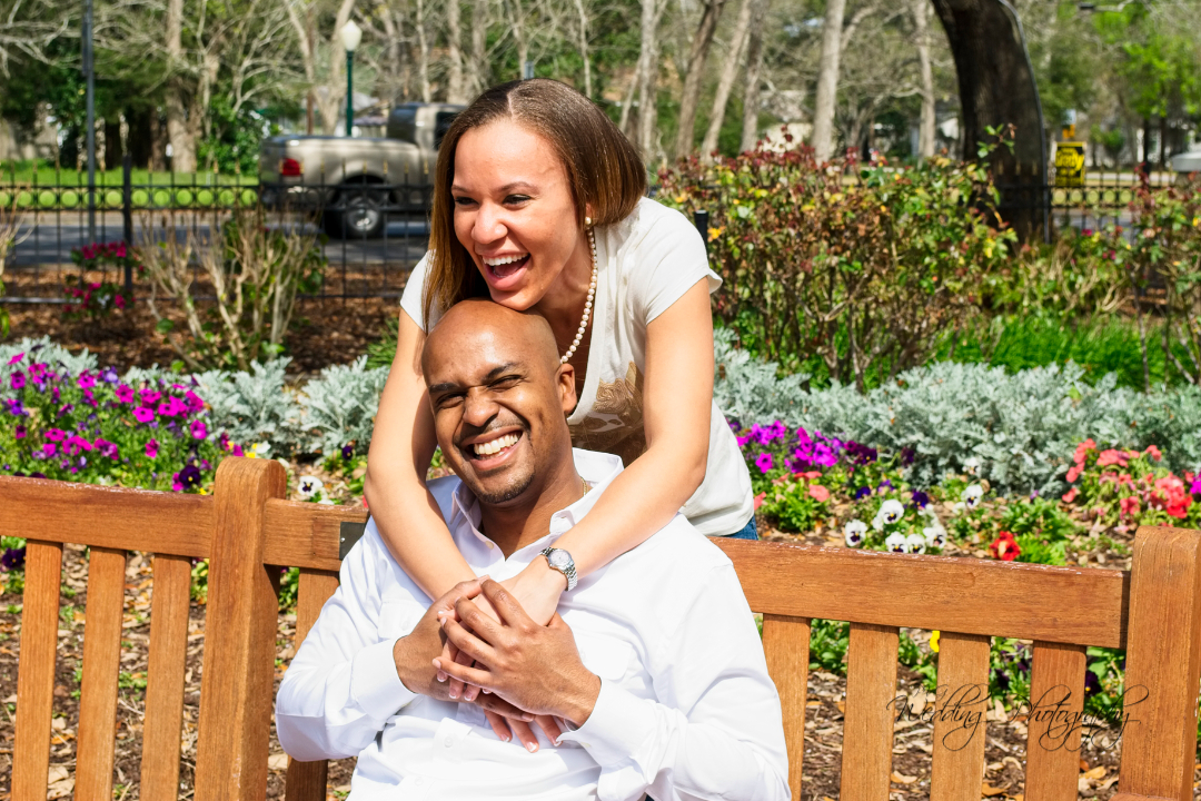 Engagement session of Carlos & Arielle