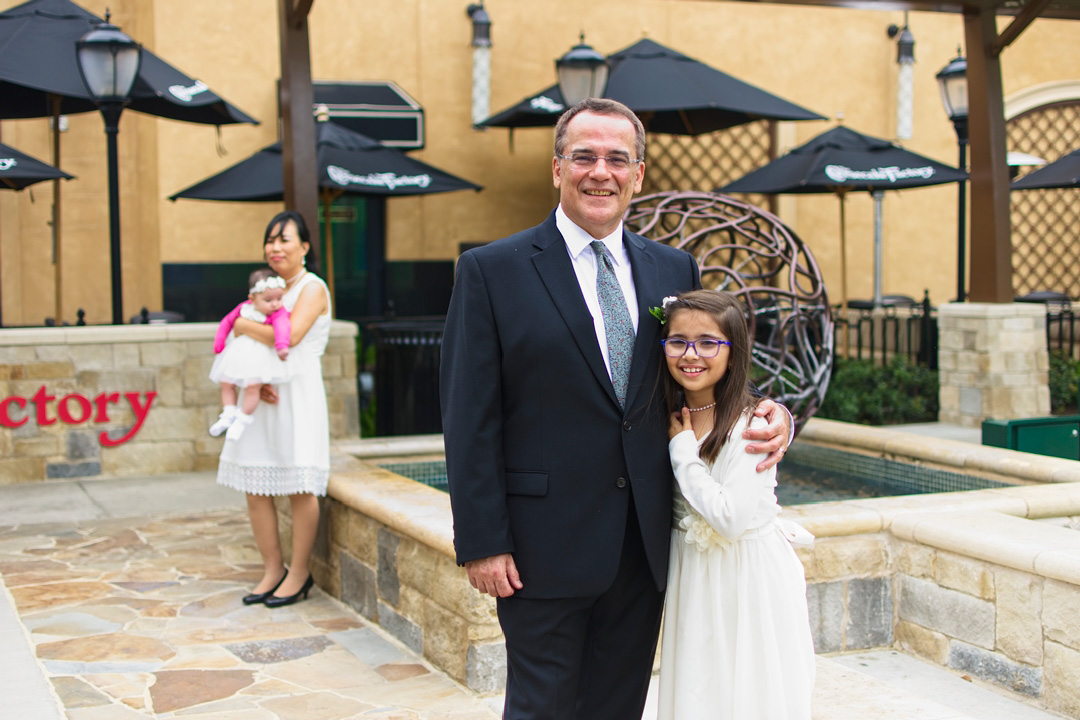 Nick & Sophia Just Got Married at a special location close to their heart.