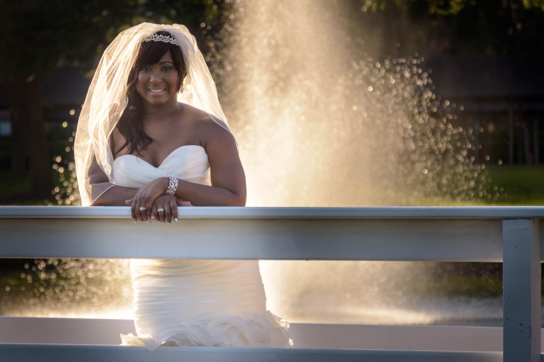 Bridal Session for Tonyia D. in Sugar Land, TX