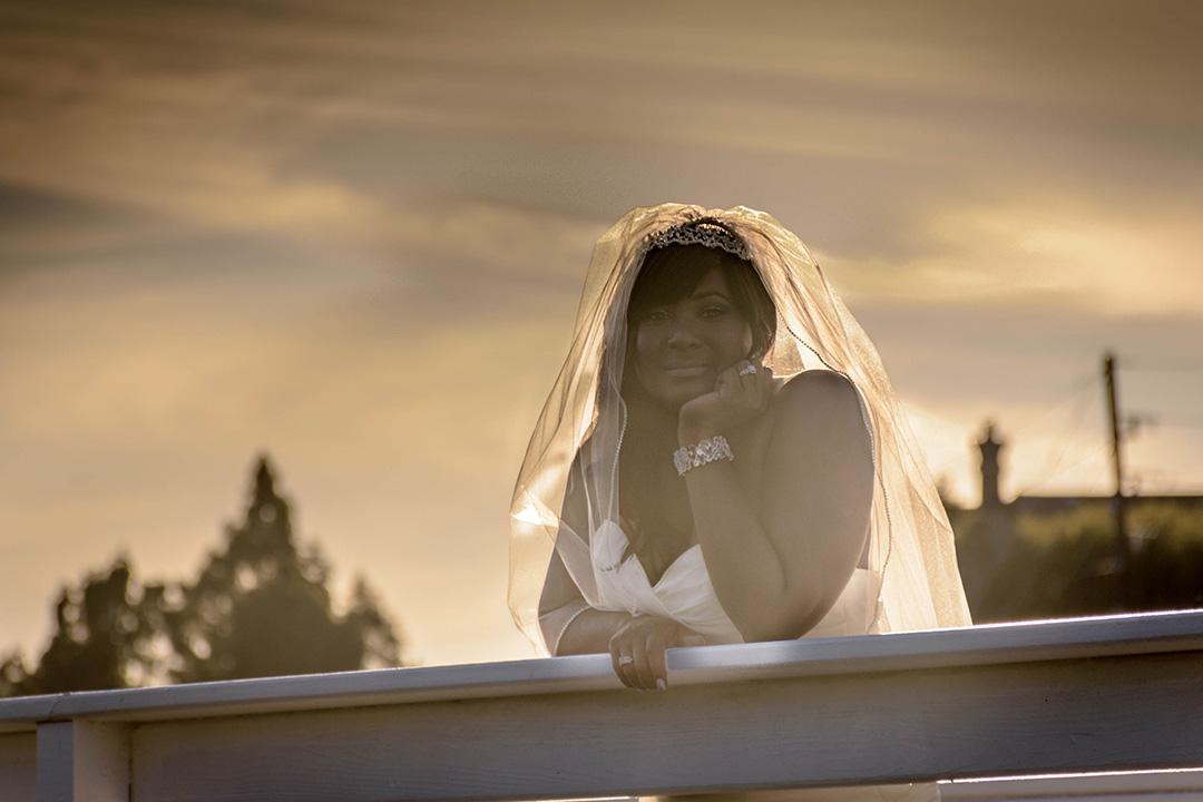 Bridal Session for Tonyia D. in Sugar Land, TX