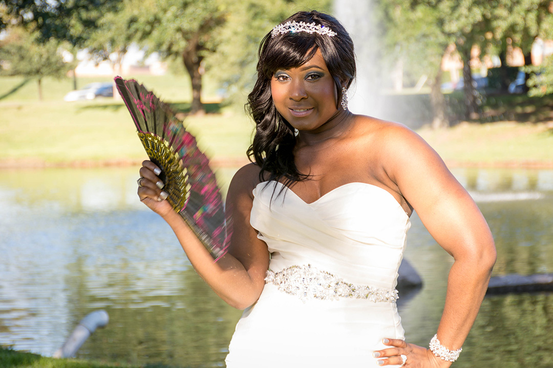 Bridal Session at PhotoVid Gallery