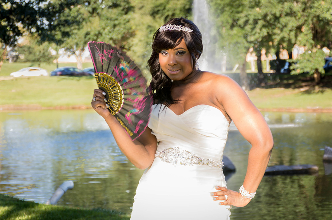 Update from the bridal session by Durwin at PhotoVid Gallery